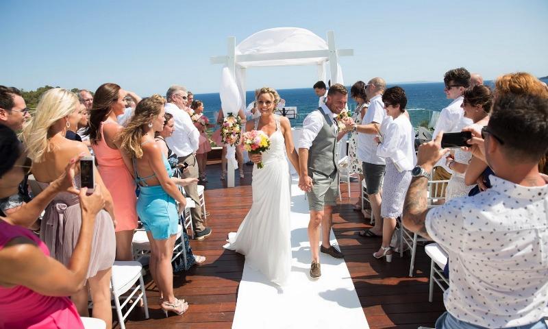 Ibiza romántica y chic: 6 sitios increíbles para casarse