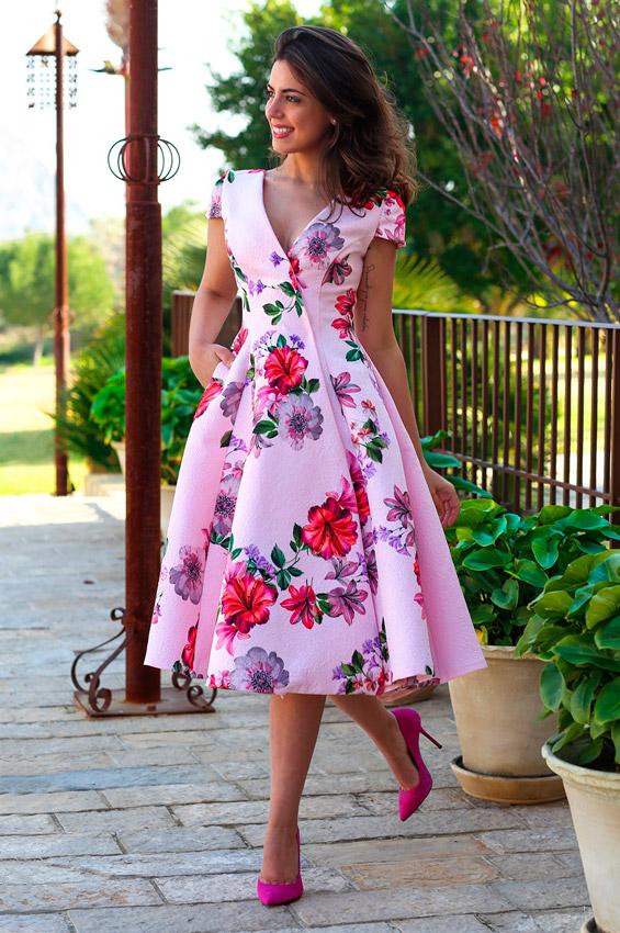 10 Vestidos de fiesta para bodas de día - Foto 1