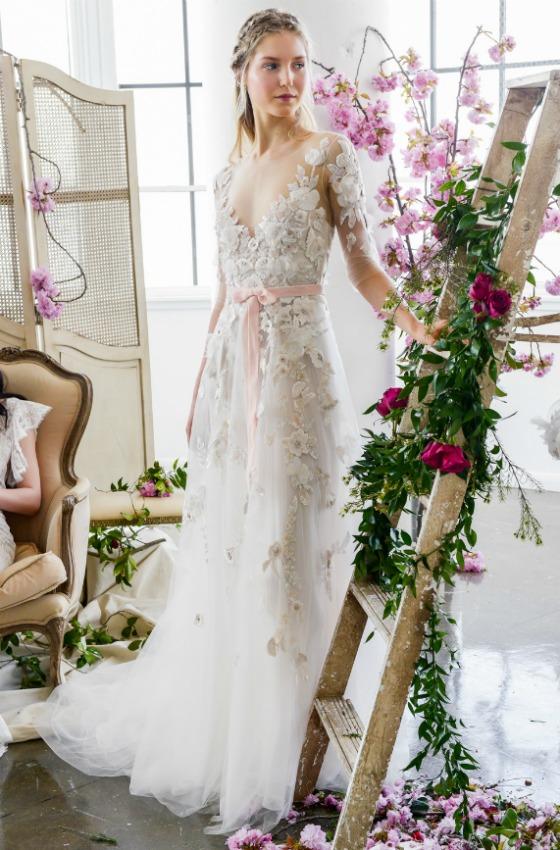 De Madrid a Nueva York: Los 61 vestidos de novia más bonitos para ...