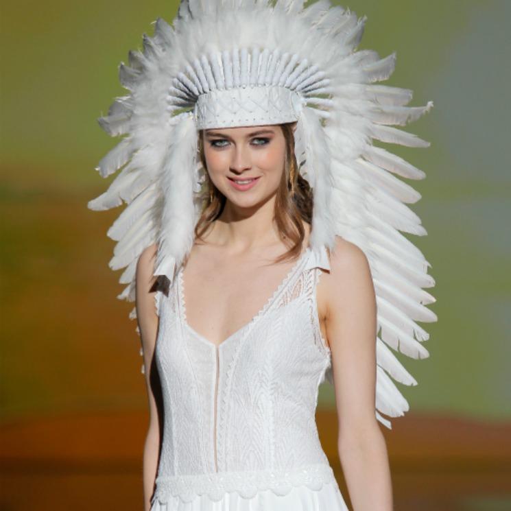 c733bd08 Qué 'looks' de novia son los más fotografiados en la BBFW? No te ...
