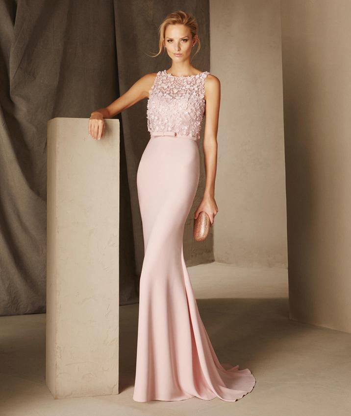 38ee78a07 El corte sirena de Pronovias también es se lleva en los vestidos de ...
