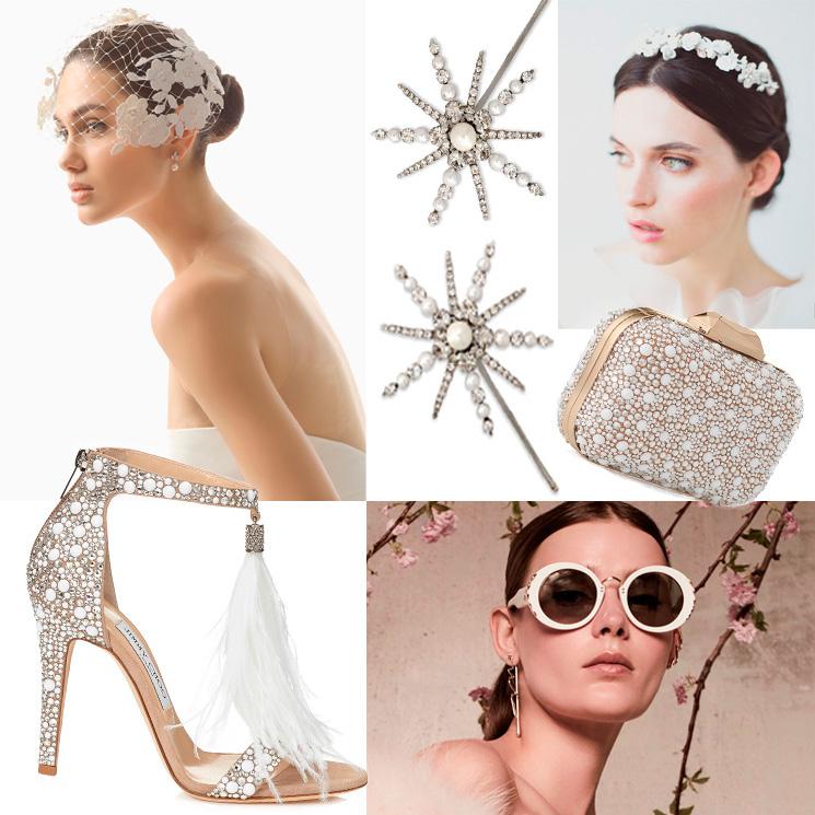 30 Accesorios que te convertirán en la novia más bella ¡y 'cool'!