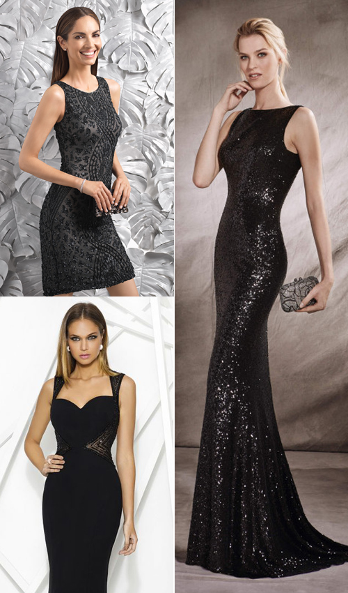 Como transformar un vestido de fiesta largo