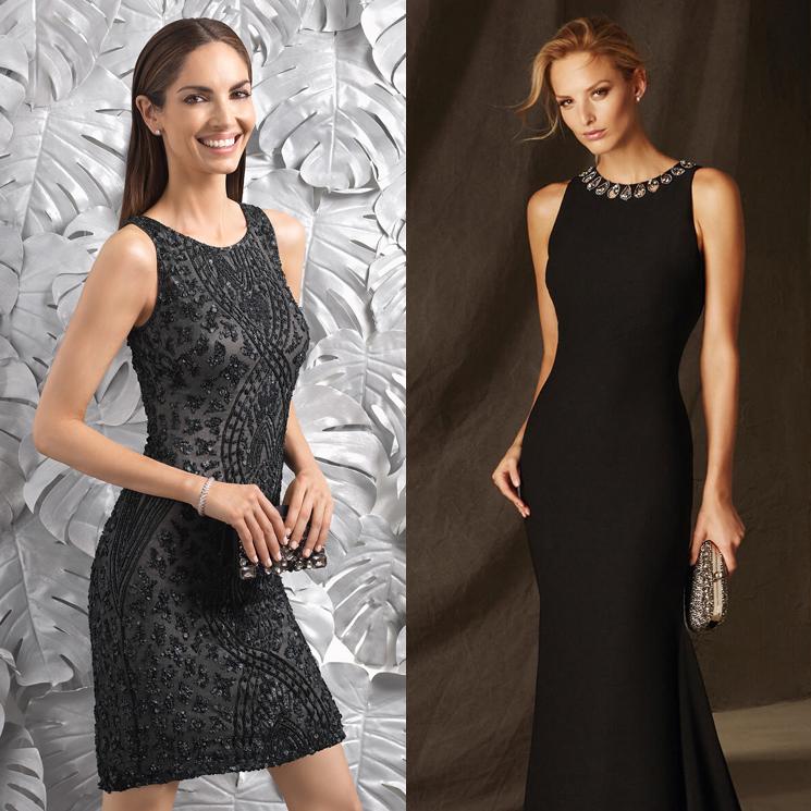 14b3d6247 Vestidos de fiesta  El negro