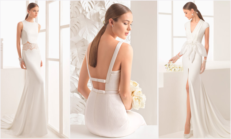 bridal looks': 7 tendencias para novias que marcan la diferencia