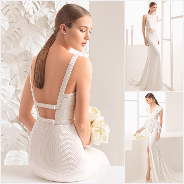 d872873fd7 Bridal looks   7 tendencias para novias que marcan la diferencia ...