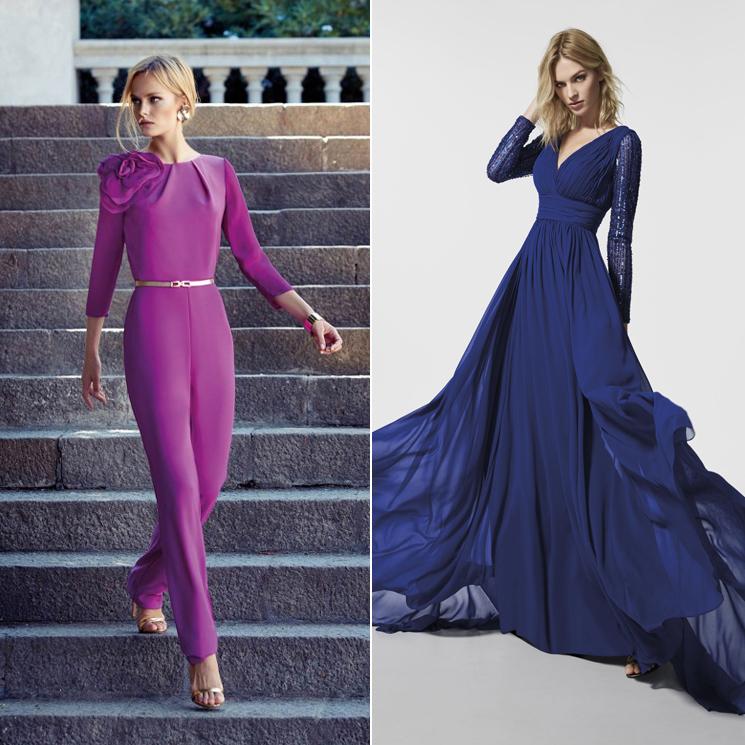 30a24153f5 Pantalón o vestido  Ideas para la invitada perfecta