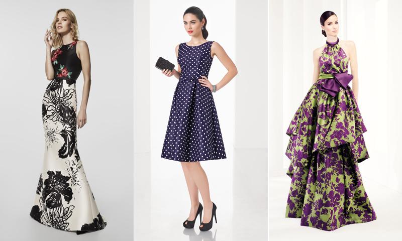 ¡Marca la diferencia! Apuesta por vestidos estampados para tu 'look' de invitada
