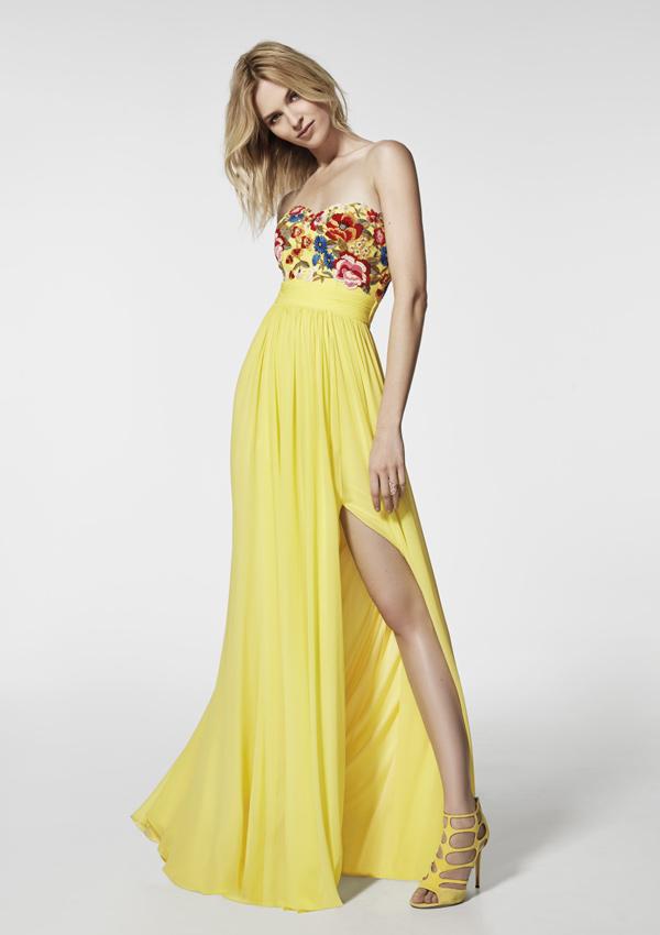 Significado de sonar con mujer vestida de amarillo