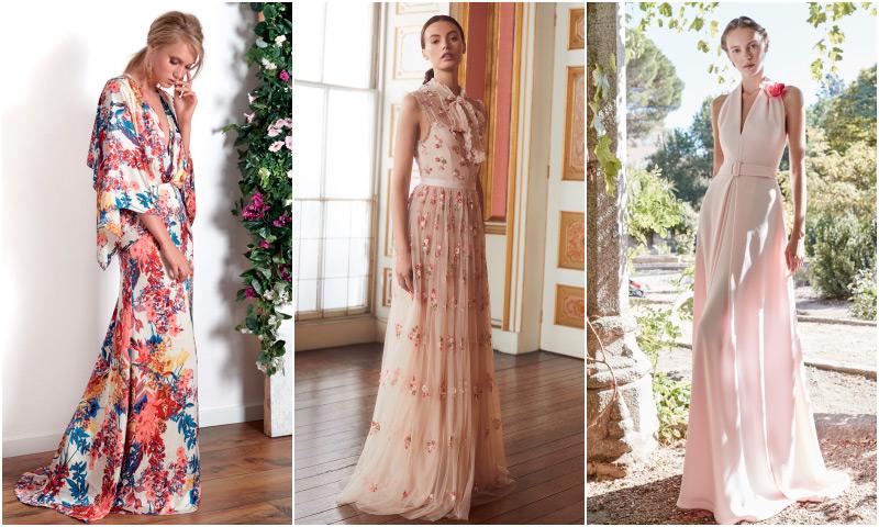 30 Vestidos de fiesta largos para una invitada de 'red carpet'