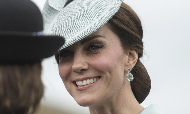 La Duquesa de Cambridge confiesa que está 'un poco preocupada' por cómo se portarán sus hijos en la boda de su hermana