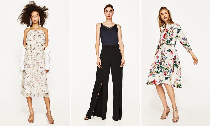 ¿Aún sin vestido de invitada? Aquí tienes 10 versiones 'low cost' de Zara para triunfar