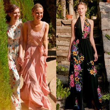 Vestidos invitada boda jardin