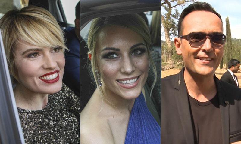 Los invitados a la boda de Risto Mejide desvelan su faceta más 'sensible y tierna'