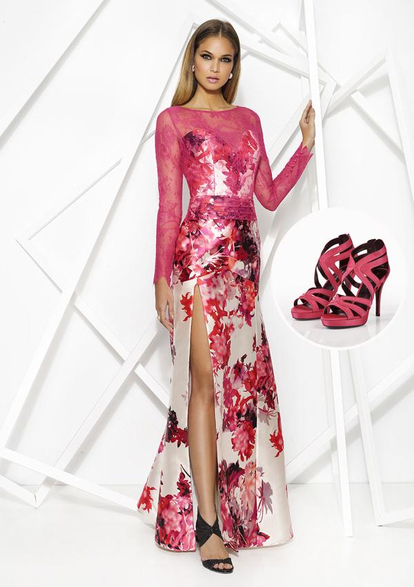 98fedb337d 8 looks con 8 zapatos  cómo combinar tus vestidos de fiesta - Foto
