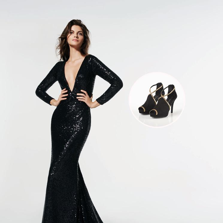 Imagenes de zapatos para vestidos de fiesta