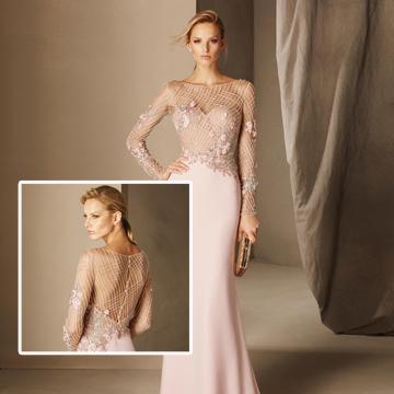 60bbef1b3 Vestidos para la madrina de la boda  Los mejores vestidos para un evento de  tarde-noche - Foto