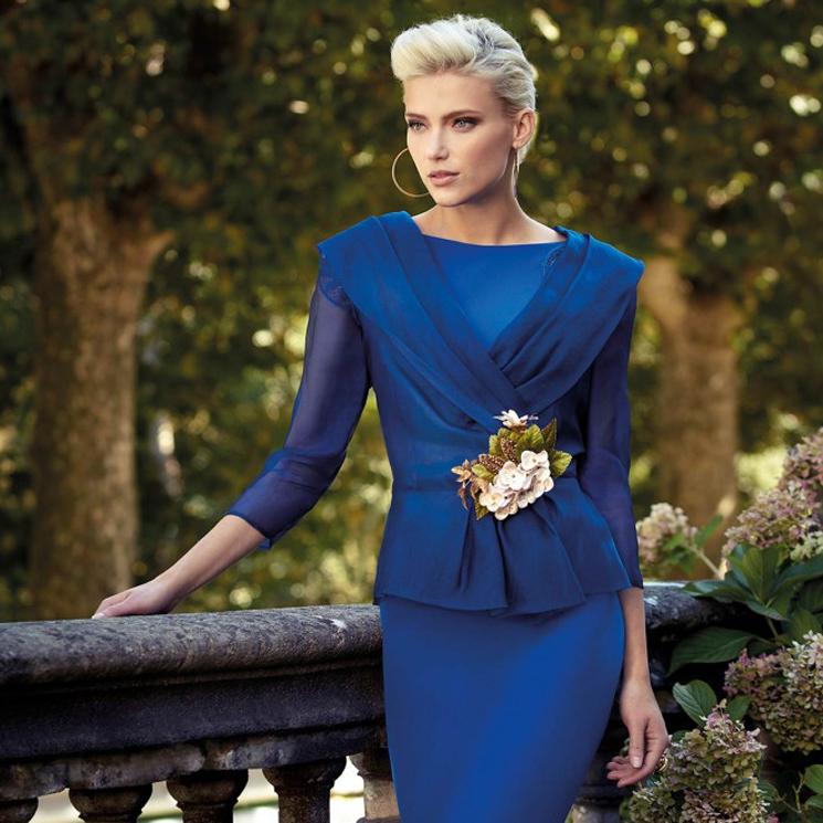 ace175812 Una madrina deslumbrante  Diseños elegantes y sofisticados para una boda de  tarde
