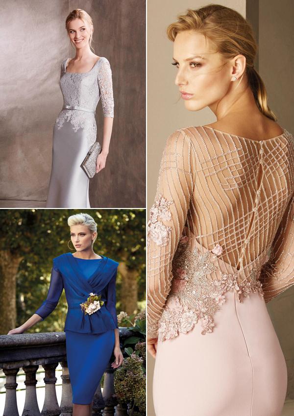 vestidos para la madrina de la boda: los mejores vestidos para un