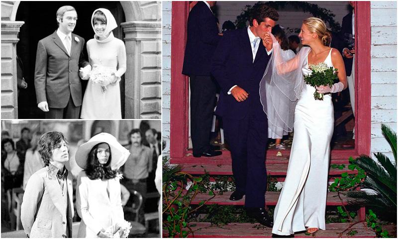 ¿Necesitas inspiración? 15 vestidos y 15 novias que hicieron historia con sus 'bridal looks'