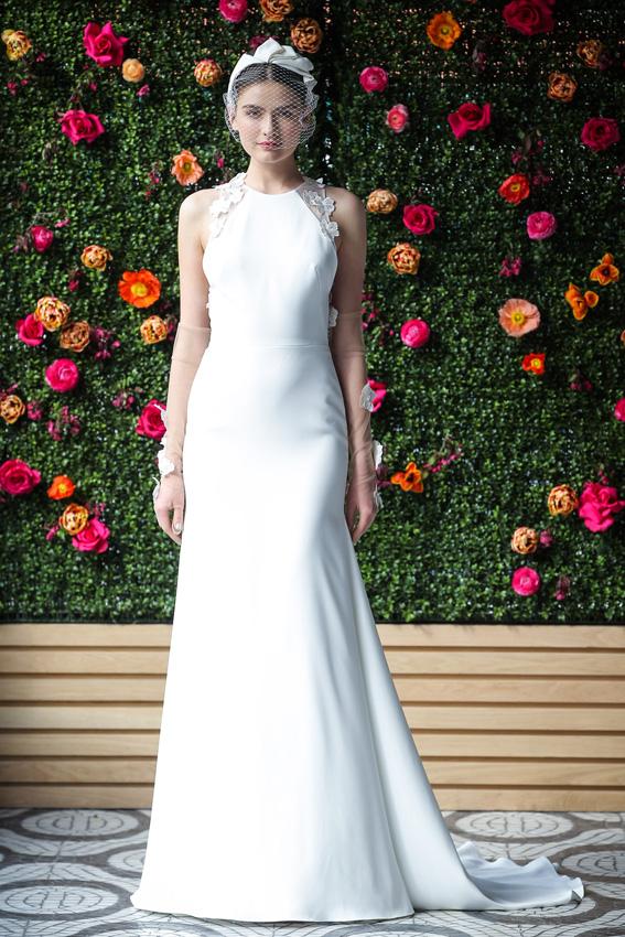 ca4f9262f ... vestidos de novia minimalistas 2018 ...