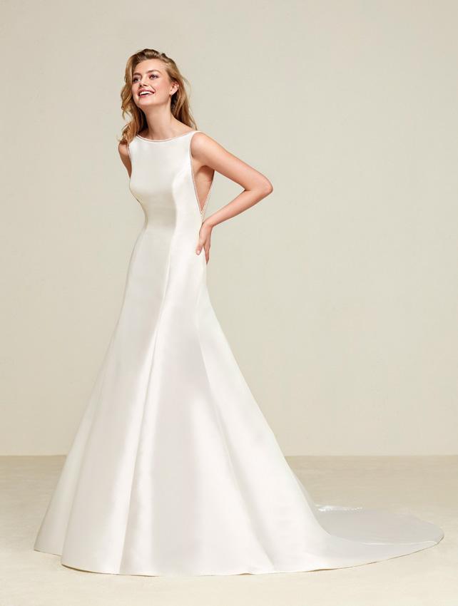 Imagenes de vestidos de novia elegantes