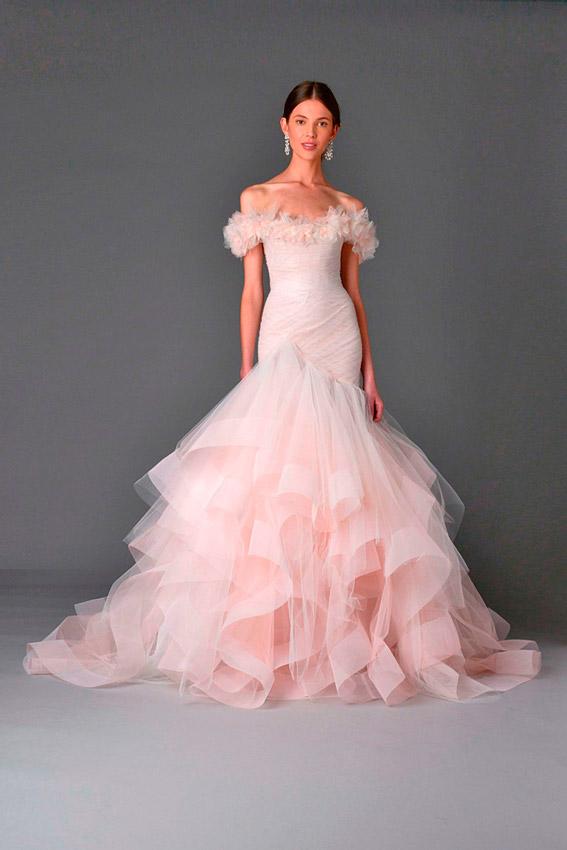 Estos 12 vestidos de novia te robarán el corazón… ¡y ninguno es ...