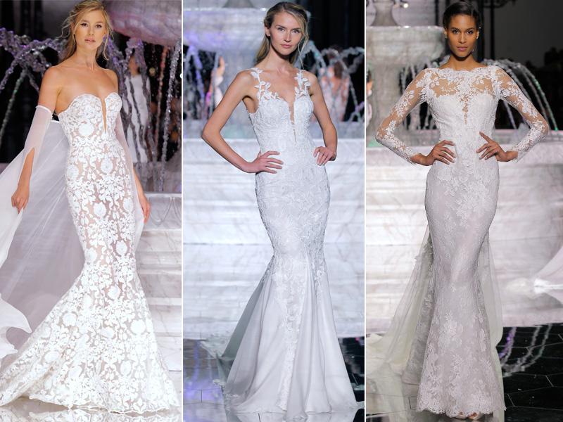 como cortar un vestido de novia sirena – vestidos de mujer