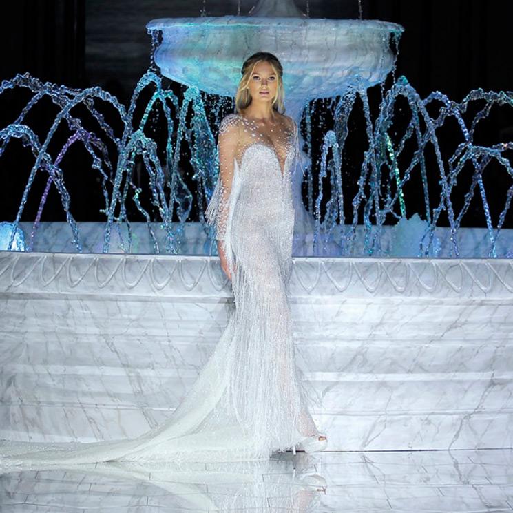 Vestidos novia corte sirena pronovias