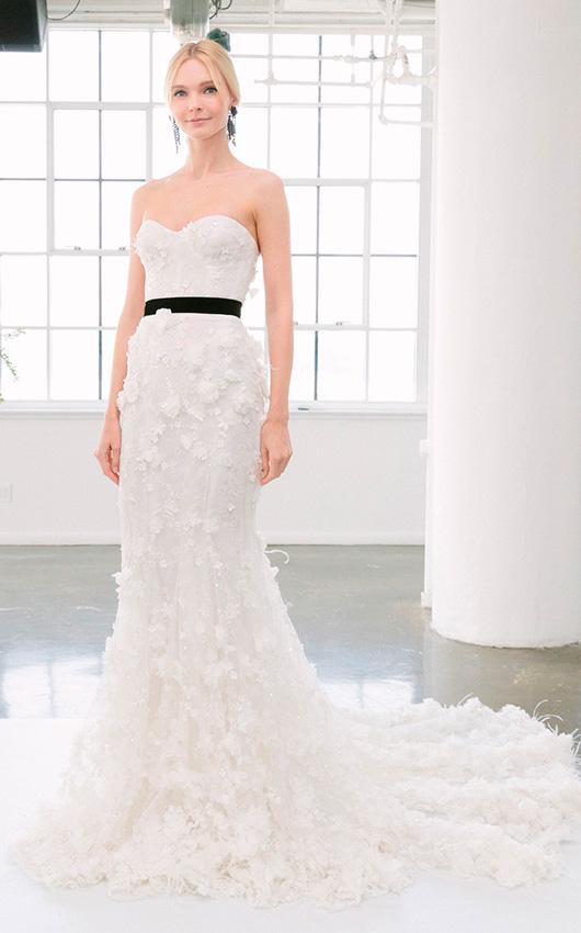 Fotogalería: 15 vestidos de ensueño para las novias de 2018 - Foto 1