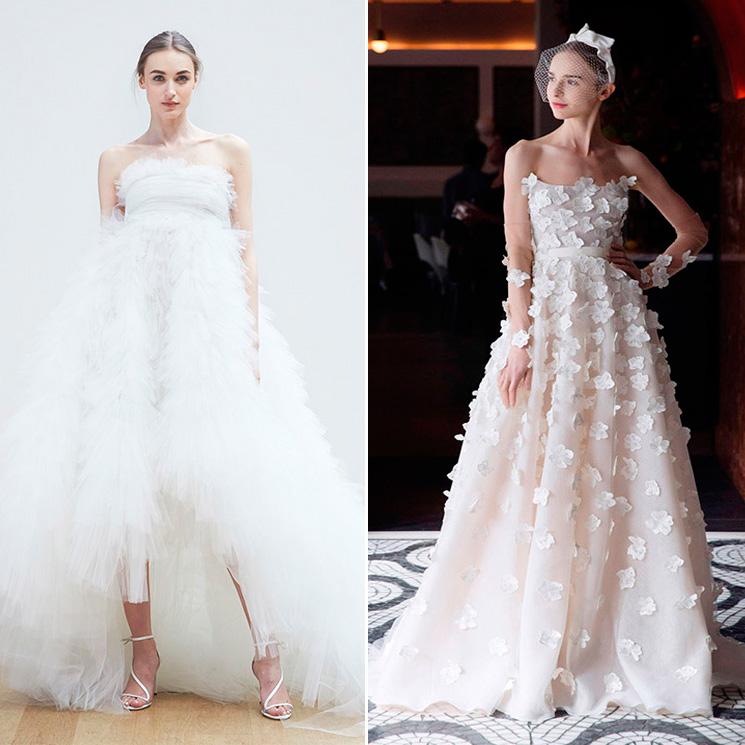 bccf58cb8 Fotogalería  15 vestidos de ensueño para las novias de 2018 - Foto