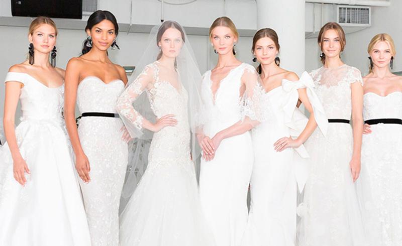 Fotogalería: 20 vestidos (¡y pantalones!) de novia salidos de la 'red carpet'
