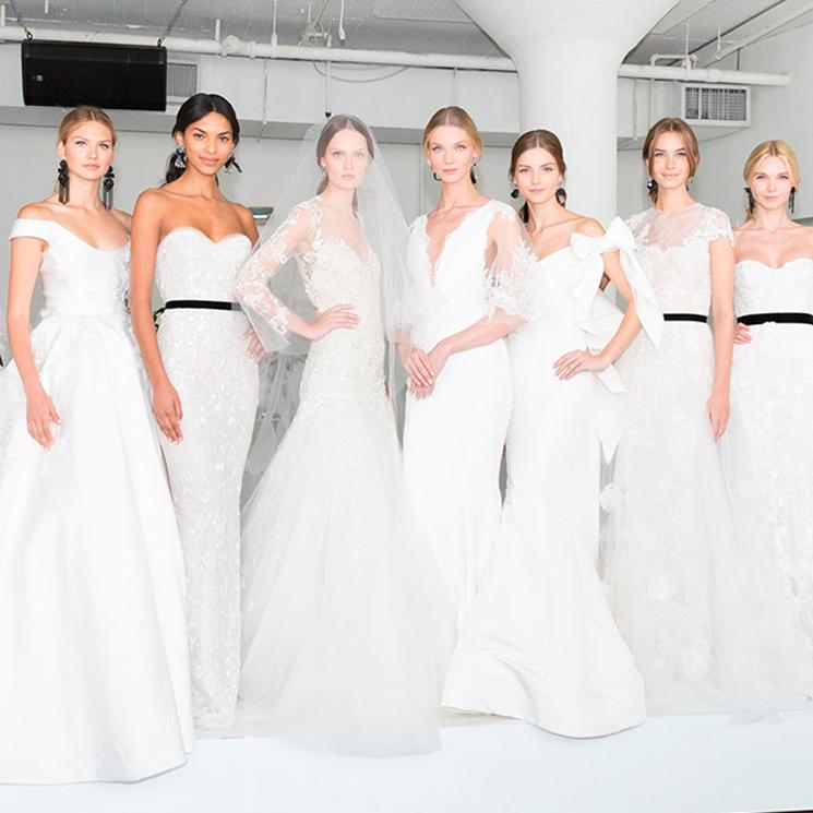 fotogalería: 20 vestidos (¡y pantalones!) de novia salidos de la