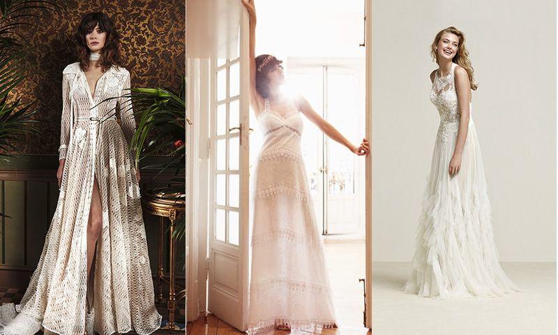 conoce las tendencias ibicencas para los vestidos de novia este 2017