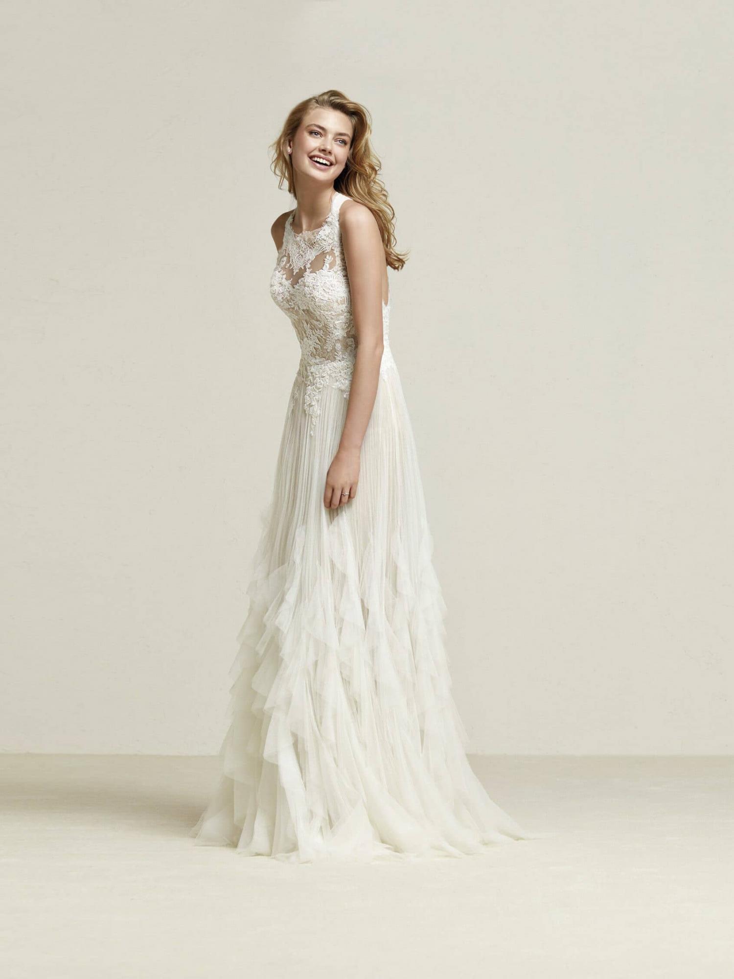 gran descuento calidad de marca atesorar como una mercancía rara Conoce las tendencias ibicencas para los vestidos de novia ...