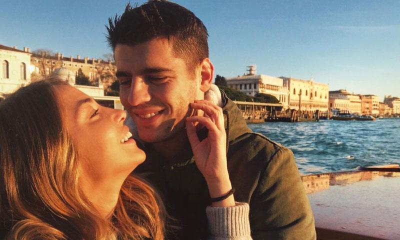 Álvaro Morata y Alice Campello se casan el próximo sábado: todo lo que debes saber sobre su boda veneciana