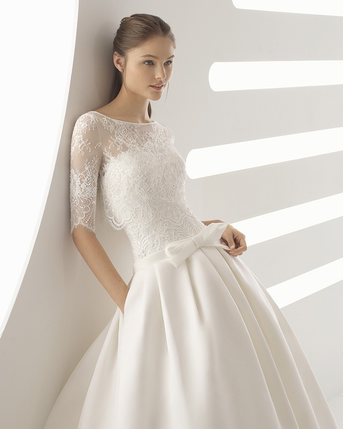 Vestidos de novia etereos
