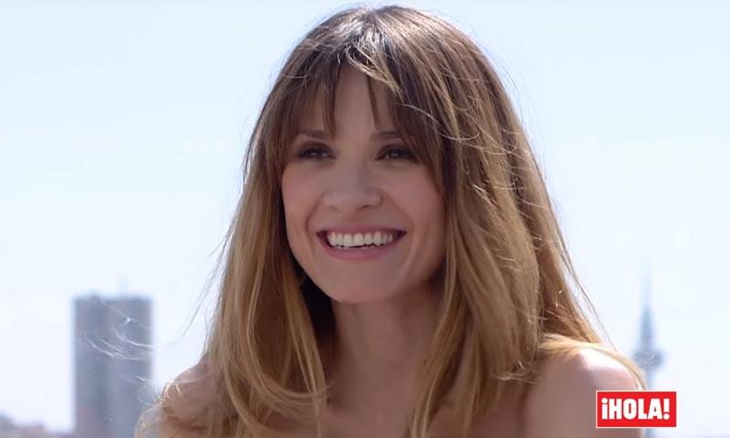 En ¡HOLA!, Elena Ballesteros anuncia su boda un año después de su separación de Dani Mateo