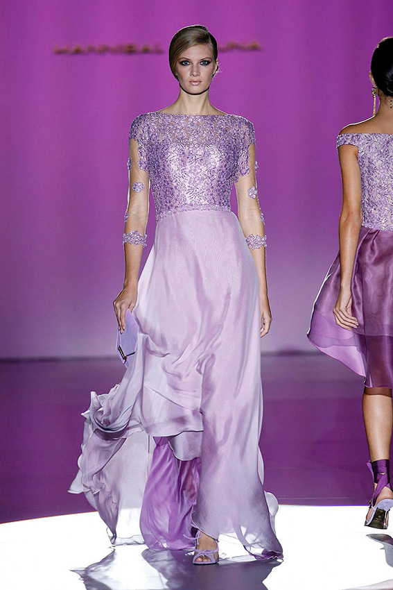 c8cb4c0f6 Doce vestidos de pasarela para una madrina espectacular - Foto