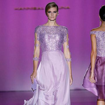 dddba8f89 Doce vestidos de pasarela para una madrina espectacular - Foto