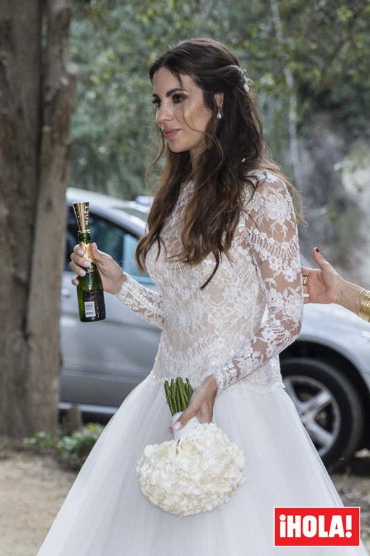 Melissa Jimenez Una Novia Romantica Y Moderna - Novia-moderna