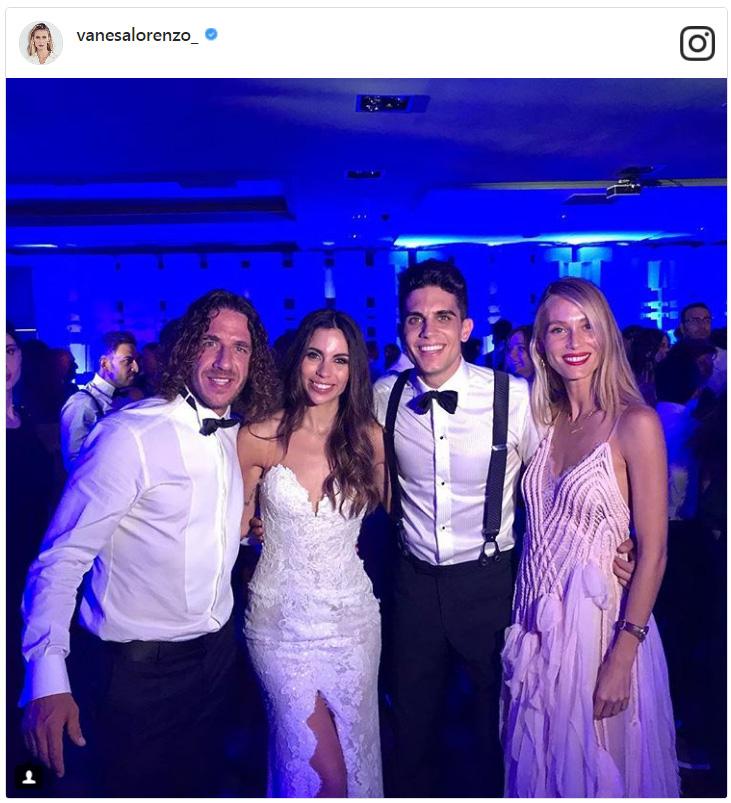 Boda Marc Bartra y Melissa Jiménez | Página 4 | Cotilleando - El ...
