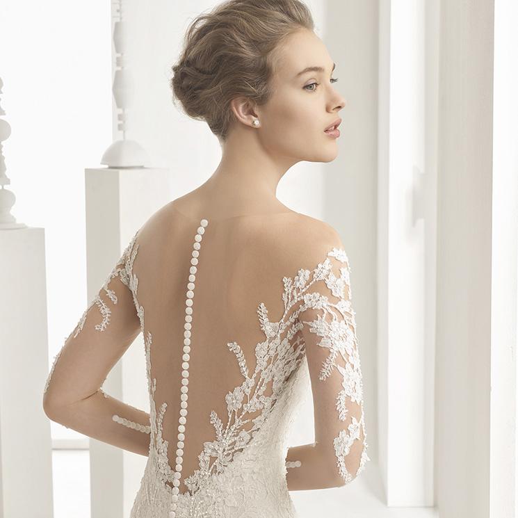 Como adornar tu vestido de novia