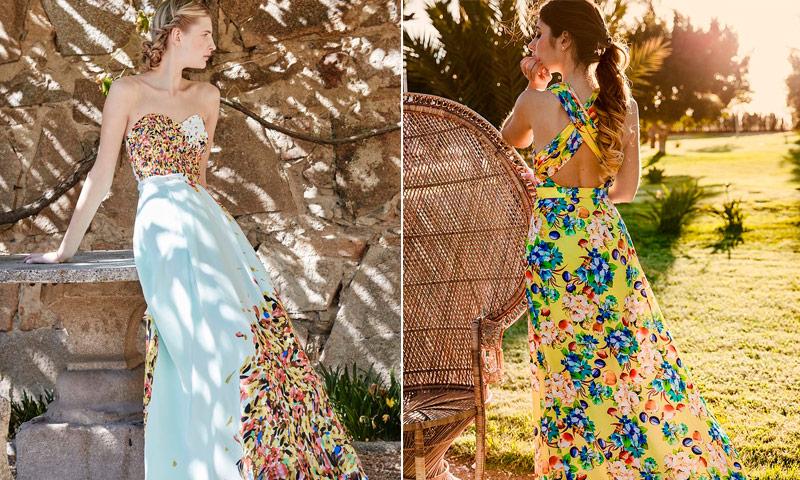 Vestidos boda verano largos