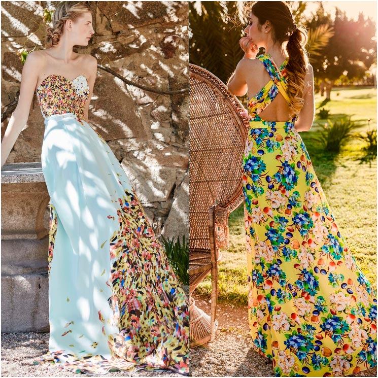 d25045442 Diez vestidos de fiesta largos (¡y refrescantes!) para bodas de verano