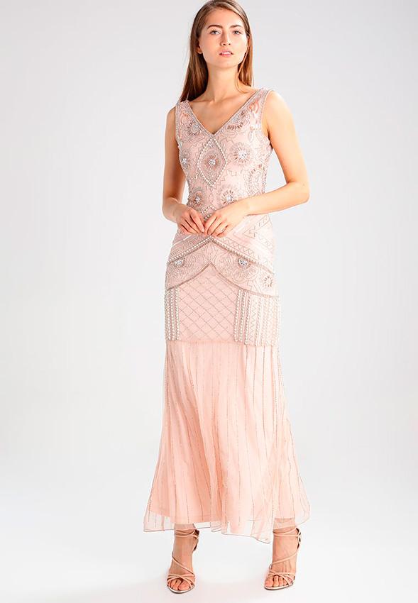 034052f06 Veinte vestidos de fiesta originales para invitadas nada ...