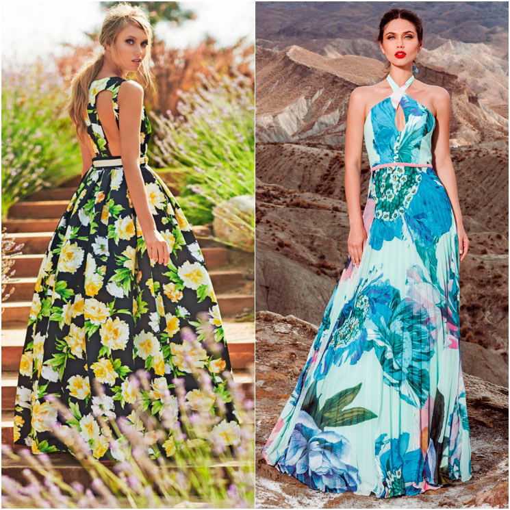 ¿Boda de verano? Sube la temperatura con estos 20 vestidos de fiesta a todo color