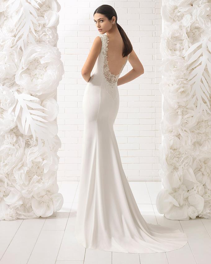 La colección \'Soft\', los mejores vestidos de novia de Rosa Clará con ...