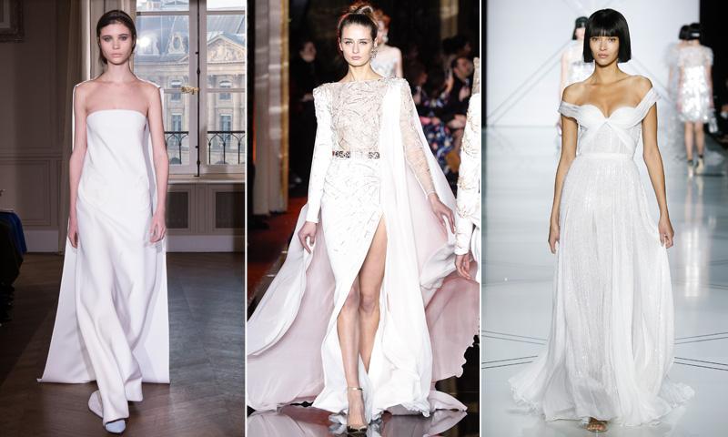fotogalería: doce vestidos de alta costura con los que daríamos el