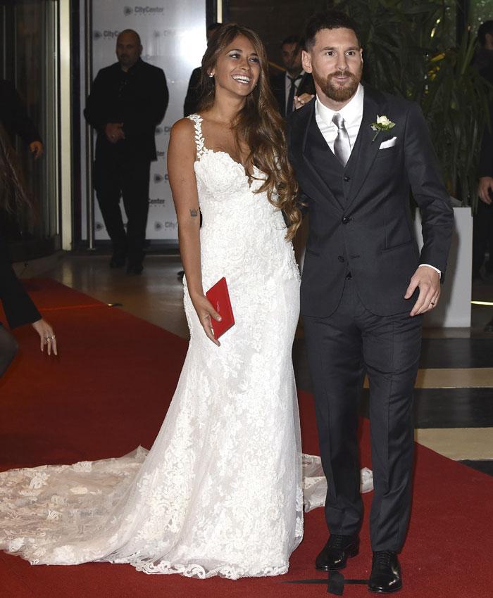 Matrimonio De Messi : La gran boda del fútbol leo messi y antonella roccuzo se